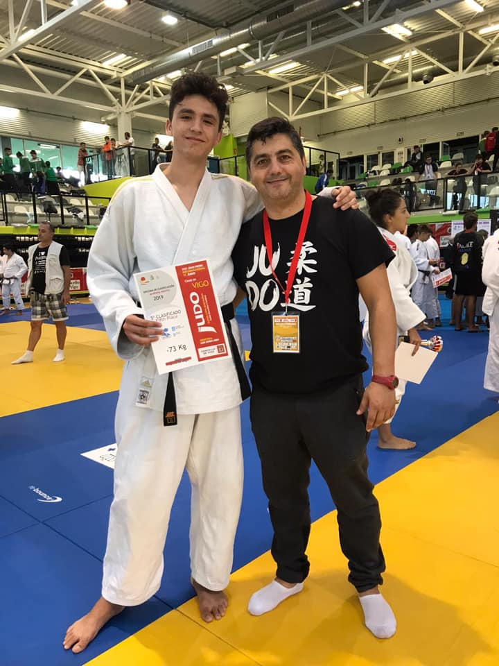 EL CLUB DE JUDO BODY TRAINING SATISFECHO DE SU PARTICIPACIÓN EN VIGO 2